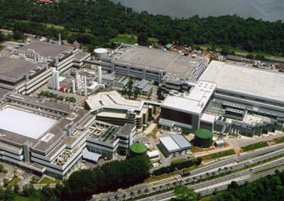 FAB 3+6 GlobalFoundries, Singapore