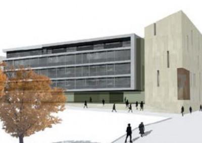 Max-Planck-Institut, Frankfurt